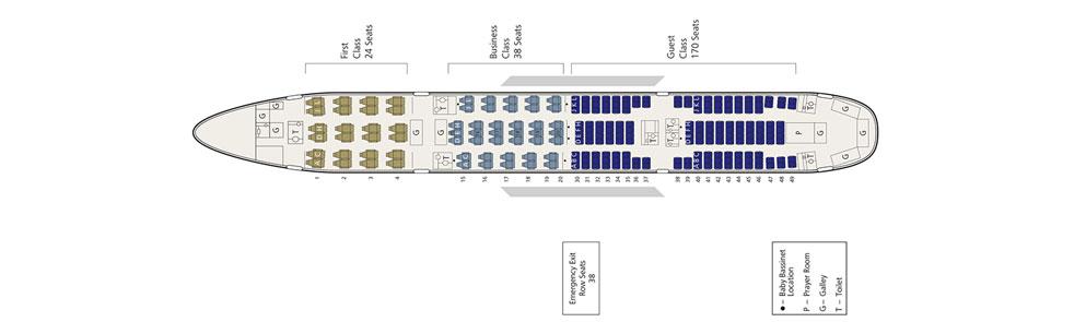 Boeing B777-268ER