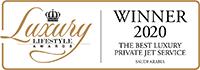 Luxury Lifestyle Awards 2020 Winner